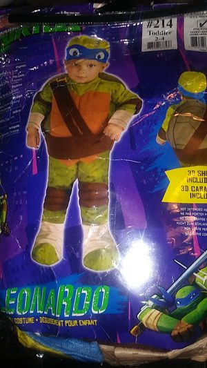 TMNT COSTUME for Sale in Phoenix, AZ