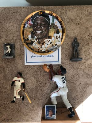 Baseball - Willie Mays Collectibles for Sale in South Brunswick Township, NJ