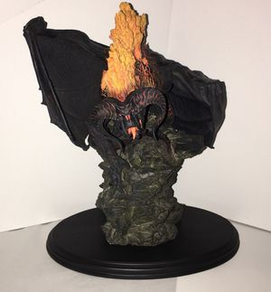 Balrog - Flame Of Udun Sideshow Polystone Statue for Sale in Queens, NY