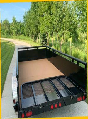 Extraordinary Looks this PJ Utility Trailer 2011. This trailer price is $1000.00 for Sale in Amarillo, TX