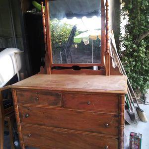 Vintage dresser for Sale in Riverside, CA