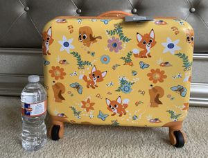 Brand new Authentic Disney fox kids travel luggage bag for Sale in Rowlett, TX