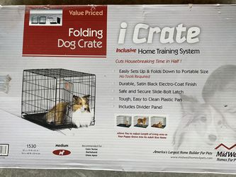 Folding Dog Crate for Sale in Lakeland,  FL