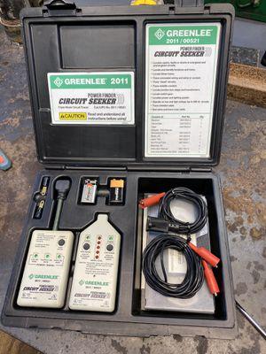 Greenlee Circuit Seeker for Sale in Midland, TX