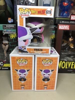Funko Pop Dragonball Z Frieza Action Figure Collectible for Sale in Long Beach, CA