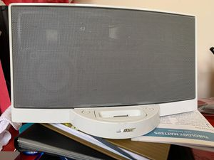 Bose - iPod speaker - no power cable for Sale in Chicago, IL