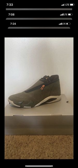 $100 Men's Jordan's size 13 worn once for Sale in San Leandro, CA