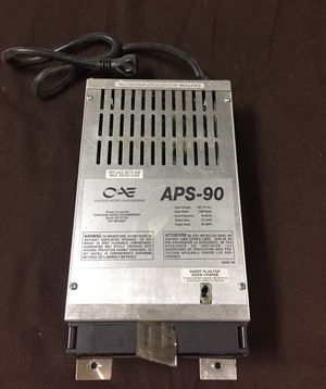 Cascade audio engineering APS-90 1500 watts pro grade power supply for Sale in Tempe, AZ