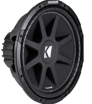 "KICKER 43C124 COMP 12"" 300W CAR AUDIO STEREO SUBWOOFER NEW for Sale in San Diego, CA"