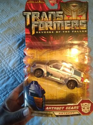 TRANSFORMERS AUTOBOT GEARS AUTOBOT for Sale in Garfield Heights, OH