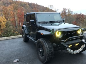 2008 Jeep Wrangler Unlimited X for Sale in Morristown, TN