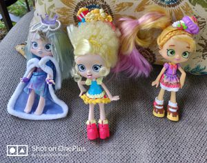 Shopkins dolls for Sale in Woodbridge, VA