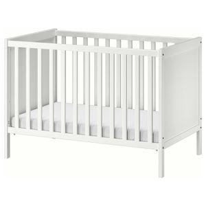 Baby crib Ikea SUNDVIK with mattress for Sale in Brooklyn, NY