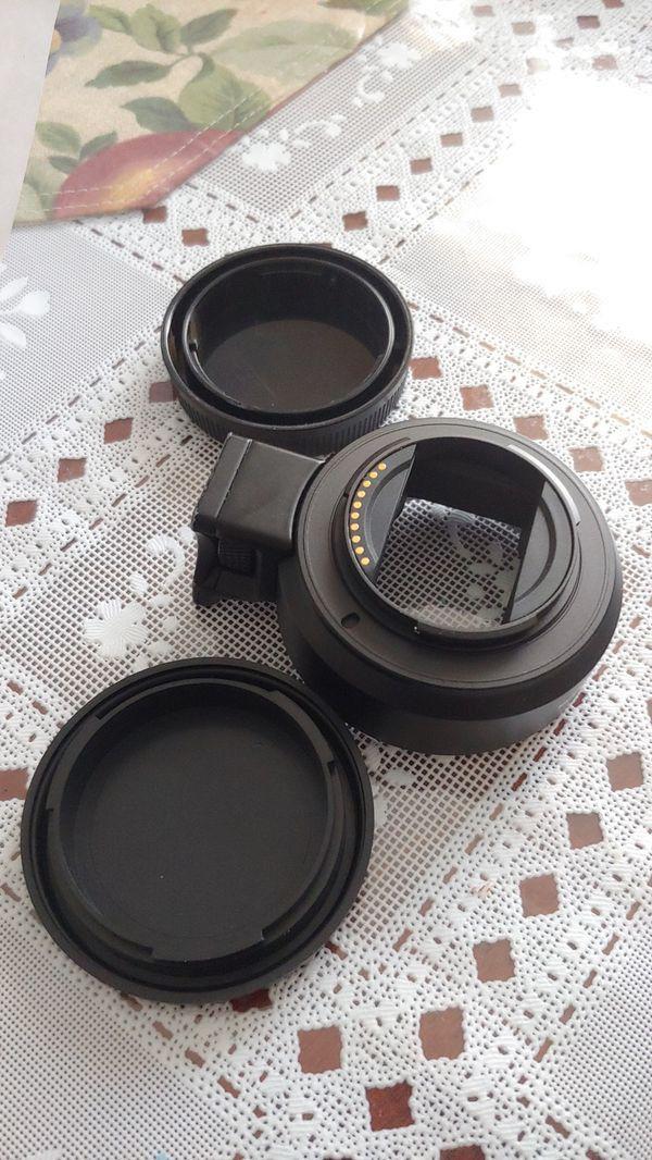 Fotodiox Pro EF-Sny (E) Fusion Adapter