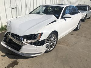 2012 Audi A6 for parts PARTS ONLY for Sale in Dallas, TX