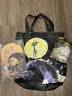 Nightmare before Christmas collection pack for Sale in Phoenix, AZ