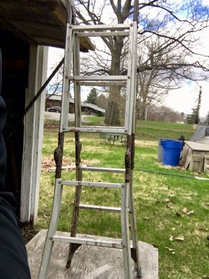 Multi fold ladder for Sale in Pittsfield, MA