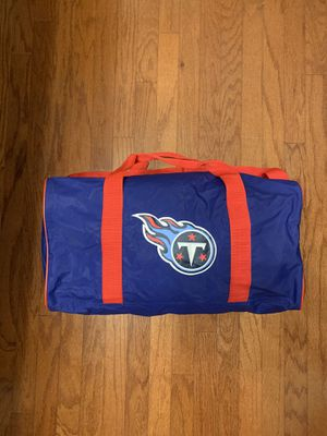 Tennessee Titans Duffle Bag for Sale in Nashville, TN