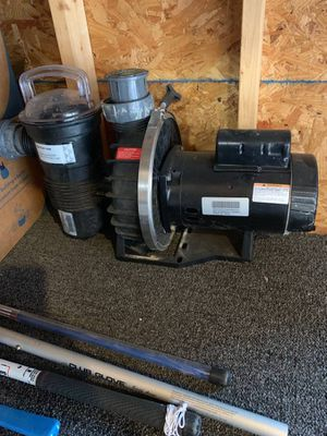 Pentair Challenger Pool Pump for Sale in Merrifield, VA