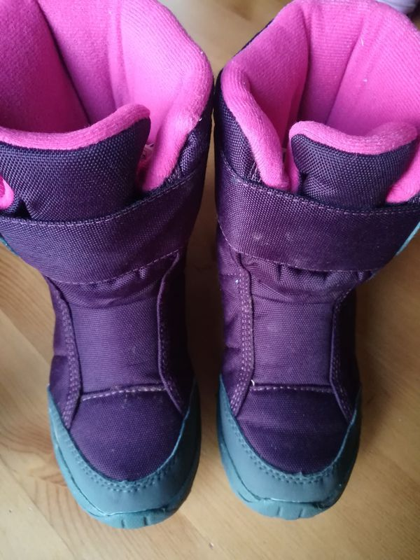 children Snow boot size 11