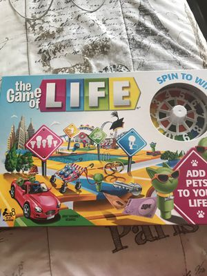The Game of LIFE for Sale in Stephenson, VA