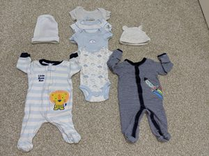 Newborn and baby clothes & accessories for Sale in Bellevue, WA