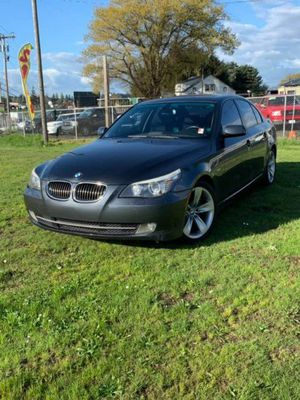 2008 BMW 5 Series for Sale in Salem, OR