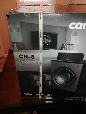 Camden CN-8 - New Home Speakers & Subwoofers for Sale in Murfreesboro, TN