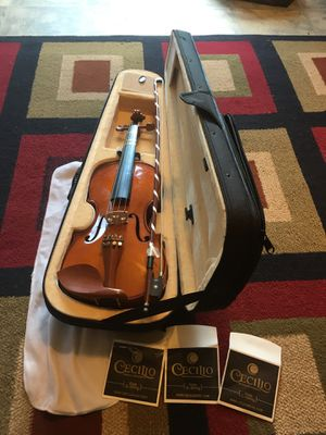 "Viola 14"" Cecilia violin musical instrument for Sale in Brookfield, CT"