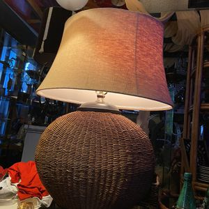 Beautiful table lamp 39 tall 23 wide for Sale in San Diego, CA