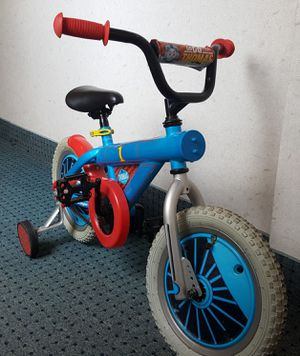 Thomas the Train childrens bike - excellent condition for Sale in Quincy, MA