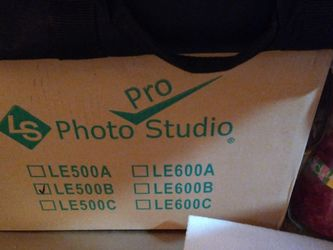 LS Limo studio Pro Photo Studio LE500B for Sale in Fort Worth,  TX