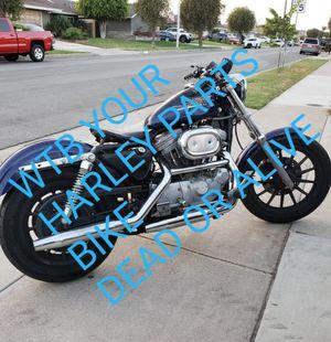 Harley sportster dyna for Sale in Huntington Beach, CA