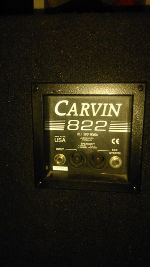 """15 in Carvin 822 300 watts speaker for Sale in Los Angeles, CA"