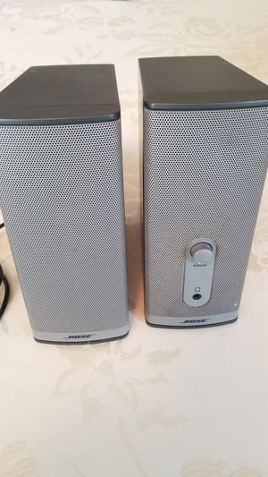 Bose Companion 2 multimedia speakers for Sale in Collingswood, NJ