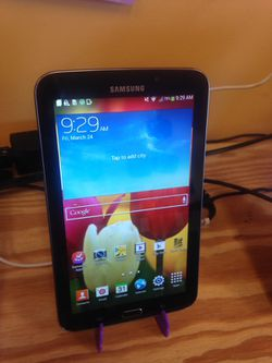 """Samsung tablet 16 gb 8"""" android System for Sale in Naples,  FL"""