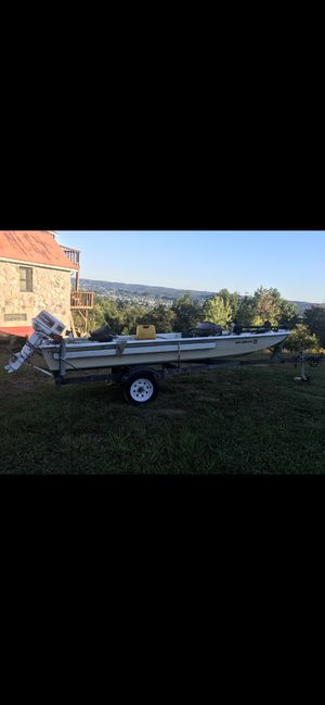 Seaking fishing boat for Sale in South Charleston, WV