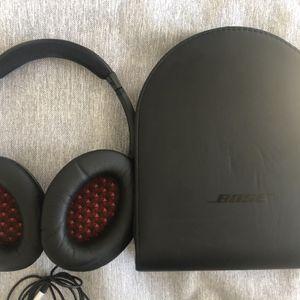Bose SoundTrue Headphones Around-Ear Style, Black for Sale in Virginia Beach, VA