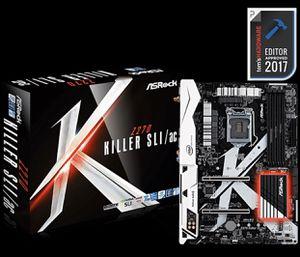 ASrock z270 killer sli/ac motherboard for Sale in Los Angeles, CA