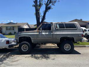 1988 Chevy K5 Blazer for Sale in Santa Clara, CA