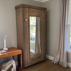 Murphy Bed Solid Oak Twin XL for Sale in Pacifica,  CA