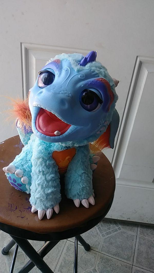 FurReal Friend Dragon