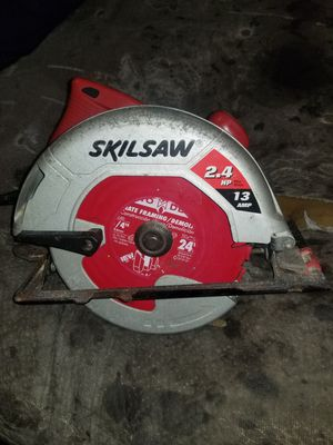 Skilsaw circular saw for Sale in Washington, PA