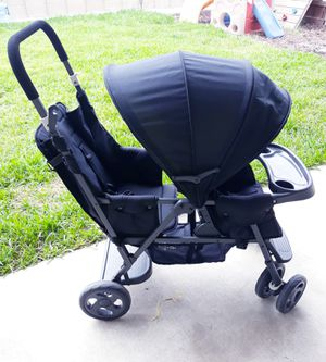 Joovy double stroller for Sale in Moreno Valley, CA
