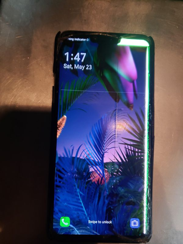 LG G8 ThinQ GSM unlocked any Carrier