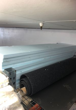 "Xps 2'x8'x2"" foam for Sale in Seattle, WA"