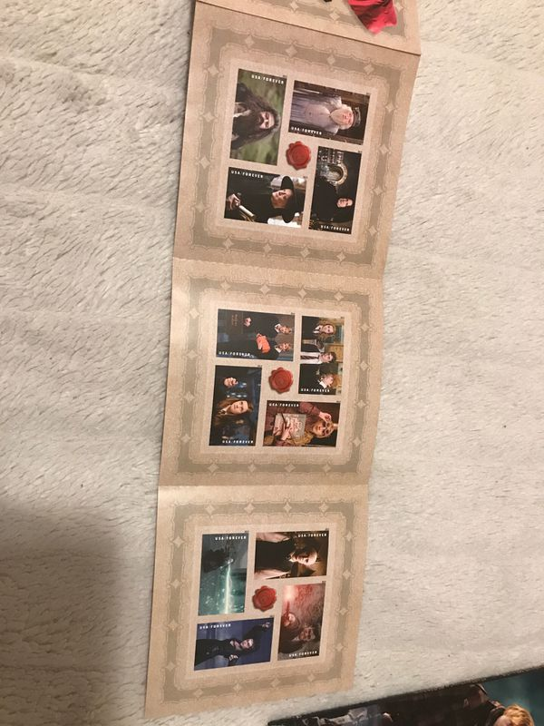Harry Potter first class stamps