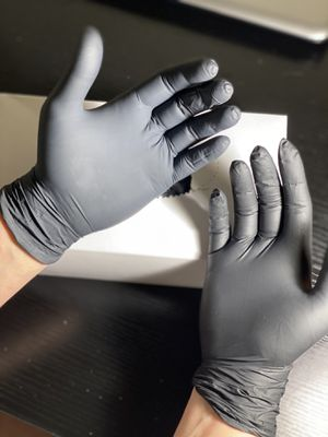 Nitrile Disposable Gloves Podwer Free Latex for Sale in Silver Spring, MD