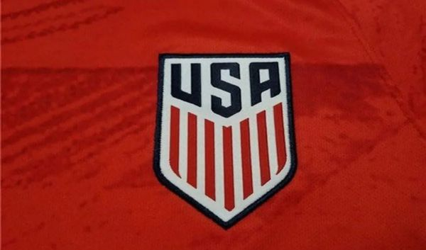 New USA Away Men Soccer 2019/20 Jersey