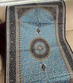 Islamic silky prayer rug/mat for muslims for Sale in Renton, WA